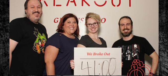 Breakout Greensboro The Kidnapping Review Escape