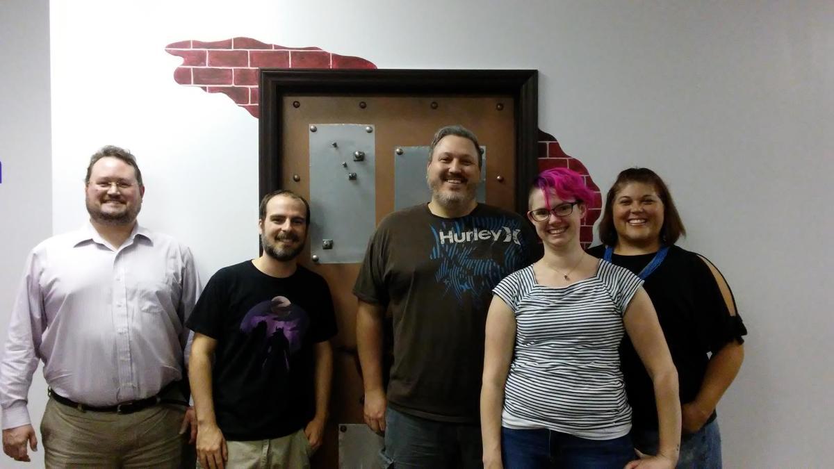 The Portal Escape Room
