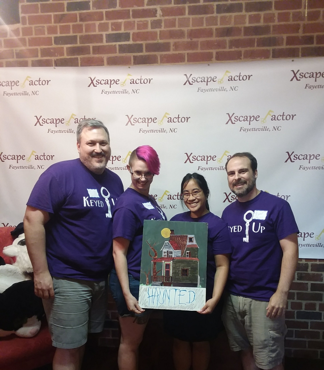 Xscape Factor Haunted Review Escape Room Adventurer