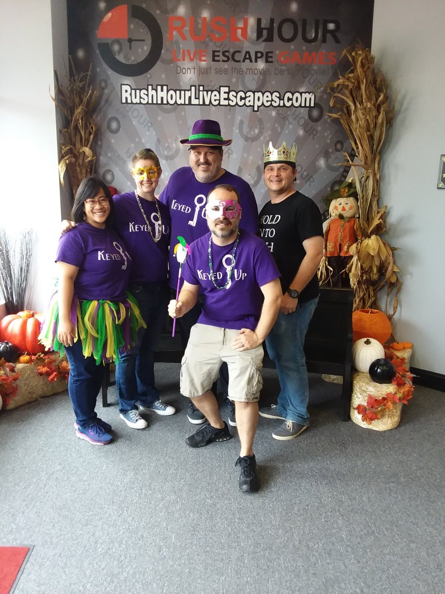 Rush Hour Live Escape Games Murder At Mardi Gras Review